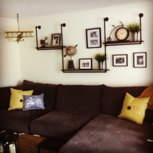 Favorite DIY Shelves